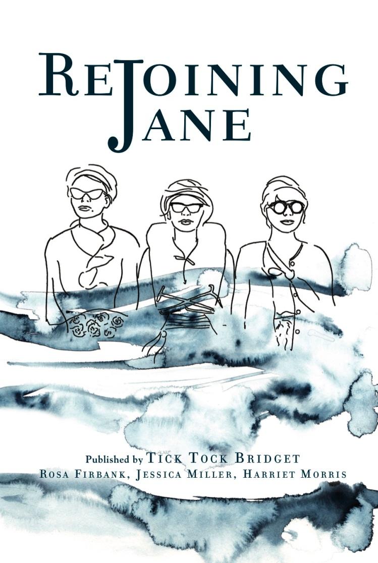 Rejoining Jane Book poster JPEG
